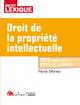 DROIT DE LA PROPRIETE INTELLECTUELLE 2EME EDITION