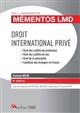 DROIT INTERNATIONAL PRIVE 8 EME ED