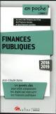 FINANCES PUBLIQUES 5EME EDITION