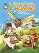 IL ETAIT UNE FOIS L'HOMME T06 BARBAUD/GAUDIN Soleil Productions