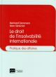 LE DROIT INTERNATIONAL DE L INSOLVABILITE
