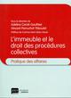 L IMMEUBLE ET LE DROIT DES PROCEDURES COLLECTIVES