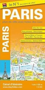 PLAN PARIS CARTE
