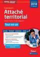 Concours attaché territorial