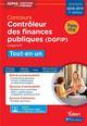 CONCOURS CONTROLEUR DES FINANCES PUBLIQUES (DGFIP) - CATEGORIE B - TOUT-EN-UN