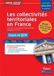 LES COLLECTIVITES TERRITORIALES EN FRANCE COURS ET QCM 8ED