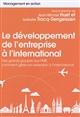 DEVELOPPEMENT ET MANAGEMENT A L'INTERNATIONAL