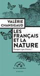 LES FRANCAIS ET LA NATURE Chansigaud Valérie Actes Sud