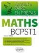MATHEMATIQUES BCPST-1