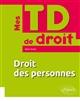 M.TD DROIT PERSONNES