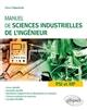 MANUEL DE SCIENCES INDUSTRIELLES DE L'INGENIEUR (SII) - PSI ET MP - COURS DETAILLE, EXEMPLES GUIDES