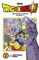 DRAGON BALL SUPER T.2  -  ANNONCE DE L'UNIVERS GAGNANT !!