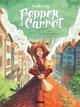 PEPPER ET CARROT - TOME 03 - L'EFFET PAPILLON REVOY DAVID GLENAT