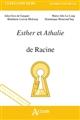 ESTHER ET ATHALIE DE RACINE COLLECTIF Atlande