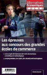 LES EPREUVES AUX CONCOURS DES GRANDES ECOLES DE COMMERCE - CORRIGES CONCOURS 2011