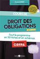 COURS DE DROIT DES OBLIGATIONS