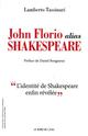 John Florio alias Shakespeare