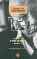 QUELLE DEMOCRATIE ? 2