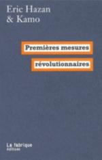 PREMIERES MESURES REVOLUTIONNAIRES