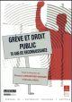 GREVE ET DROIT PUBLIC 70 ANS D