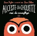 ALCESTE-LA-CHOUETTE, ROI DU CAMOUFLAGE
