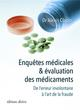 ENQUETES MEDICALES ET EVALUATION DES MEDICAMENTS CLAPIN ALEXIS DESIRIS