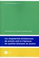 LES SINGULARITES BRESILIENNES DU PROCES CIVIL A L'EPREUVE DU SYSTEME FRANCAIS DE JUSTICE