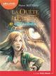 La quête d'Ewilan L'île du destin Vol.3 Bottero Pierre Audiolib