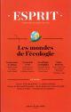 REVUE ESPRIT N 441 LES MONDES DE L'ECOLOGIE COLLECTIF REVUE ESPRIT