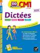 CHOUETTE ENTRAINEMENT  -  DICTEES  -  CM1