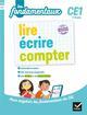 LIRE, ECRIRE, COMPTER  -  CE1