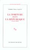 TORTURE DANS LA REPUBLIQUE