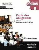 DROIT DES OBLIGATIONS  2ED  2012  COURS