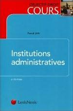 INSTITUTIONS ADMINISTRATIVES  4ED