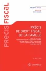 PRECIS DE DROIT FISCAL DE LA FAMILLE  12ED