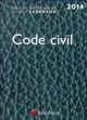 CODE CIVIL 2014 CUIR TURQUOISE