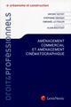 AMENAGEMENT COMMERCIAL ET AMENAGEMENT CINEMATOGRAPHIQUE