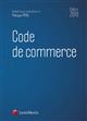 CODE DE COMMERCE 2019