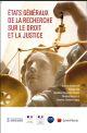 ETATS GENERAUX DE LA RECHERCHE SUR LE DROIT ET LA JUSTICE