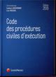 CODE DES PROCEDURES CIVILES D EXECUTION 2019