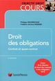 DROIT DES OBLIGATIONS - CONTRAT ET QUASI CONTRAT