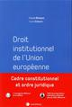 DROIT INSTITUTIONNEL DE L'UNION EUROPEENNE (7E EDITION)