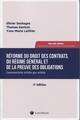 REFORME DU DROIT DES CONTRATS  DU REGIME GENERAL ET DE LA PREUVE DES OBLIGATIONS