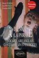 MOT A LA PHRASE (DU) - VOCABULAIRE ANGLAIS CONTEMPORAIN NOUVELLE EDITION