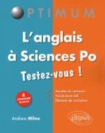 L ANGLAIS A SCIENCES PO - TESTEZ-VOUS !