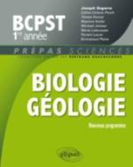 BIOLOGIE BCPST 1RE ANNEE PROGRAMME 2013 LIVRE EN COULEURS SEGARRA COLSON Ellipses