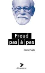 FREUD PAS A PAS Pagès Claire Ellipses