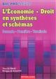 L'économie-droit en synthèses et schémas Le Fiblec Yvon Bertrand-Lacoste