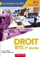 DROIT BTS 2EME ANNEE LE FIBLEC B LACOSTE