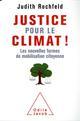JUSTICE POUR LE CLIMAT JUDITH ROCHFELD JACOB